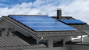 Effizienzhaus Photovoltaik