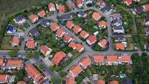 Eigenheim statt Miete davon träumen die Deutschen