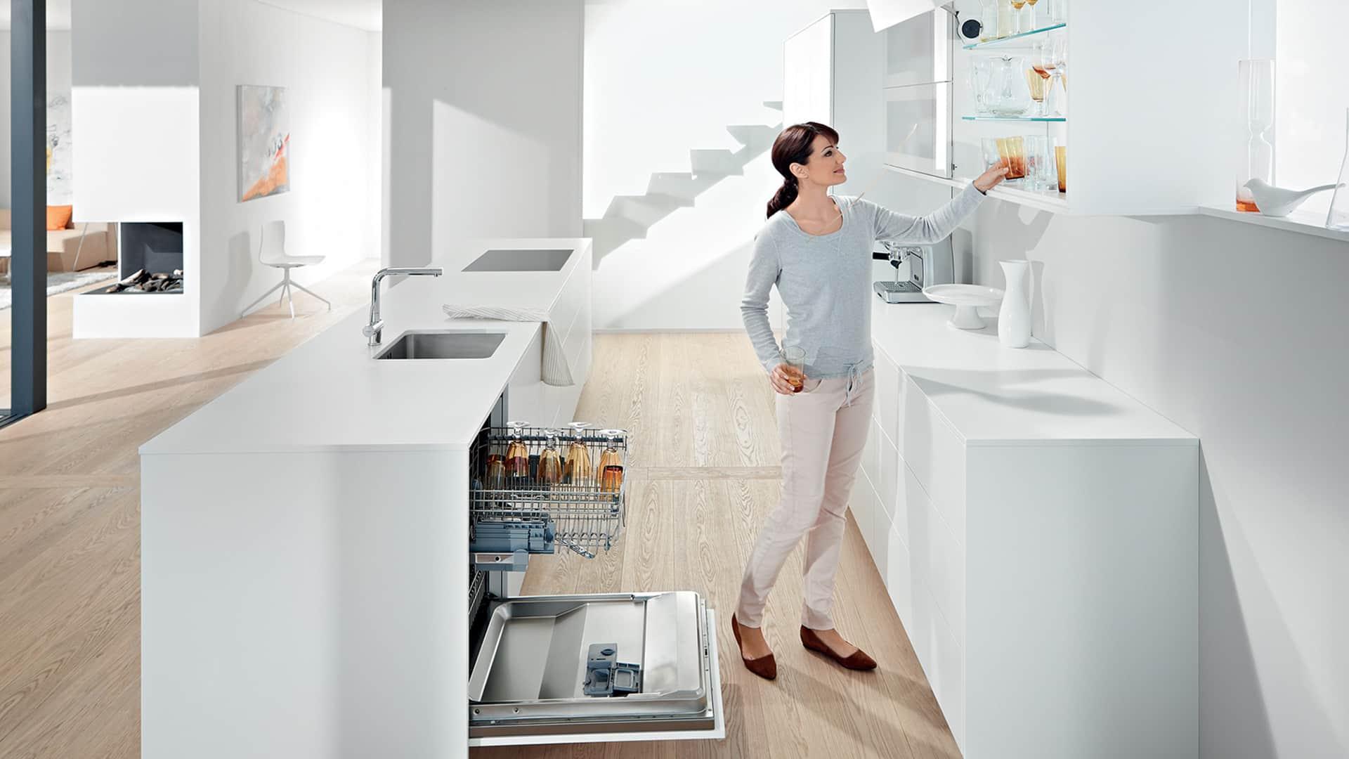 Stauräume in der Küche