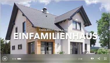 Einfamilienhaus mit Mischfassade von Fingerhut Haus