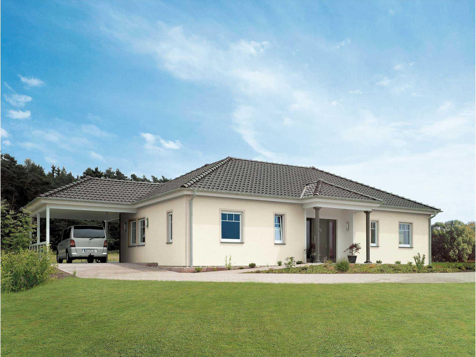 Moderne Einfamilienhäuser auf Musterhaus.net vergleichen