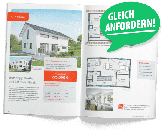 Einfamilienhaus Katalog