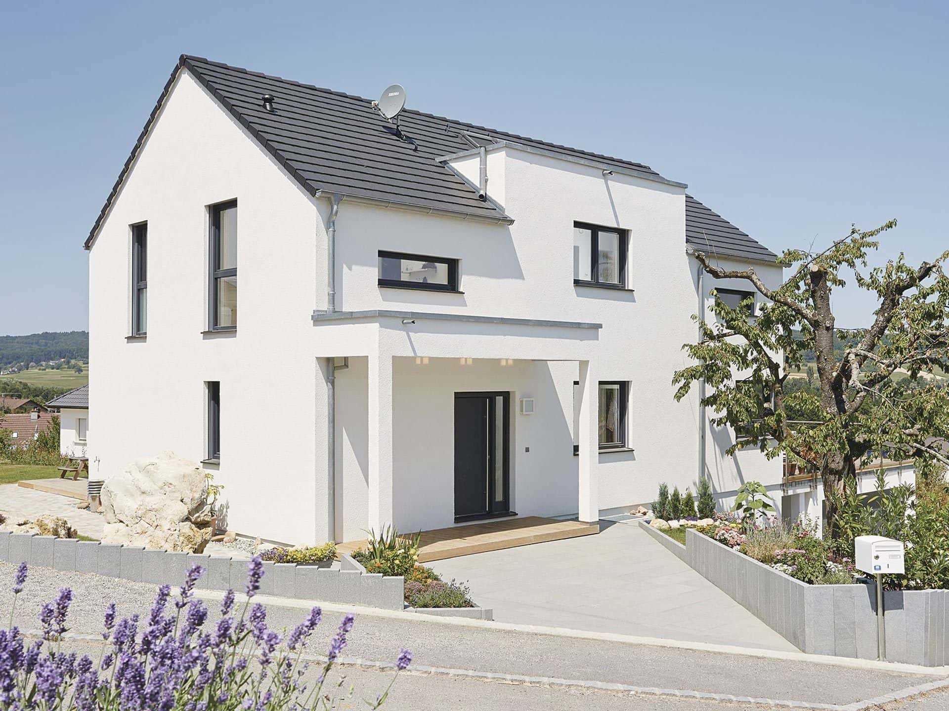 ᐅ Einfamilienhaus bauen: Hausbeispiele, Anbieter, Preise vergleichen