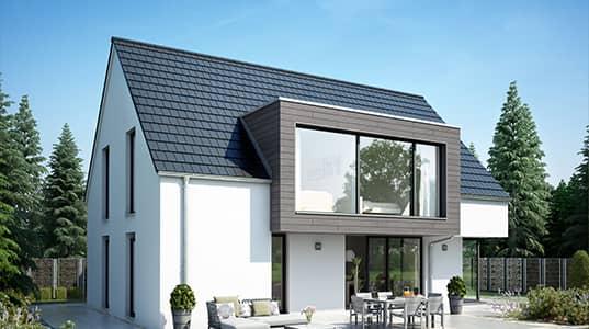 Einfamilienhaus bauen – größte Auswahl an Häusern und Anbietern!