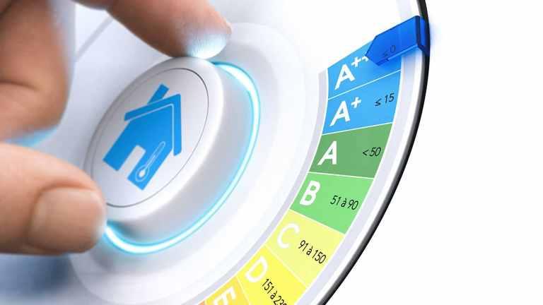 Energie sparen mithilfe moderner Technik