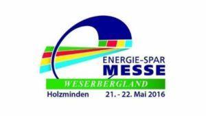 Messelogo der Energiesparmesse Weserbergland - ab 21.05.2016