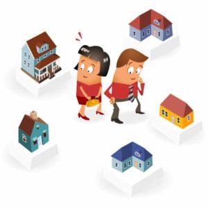 Hauskauf-Entscheidung