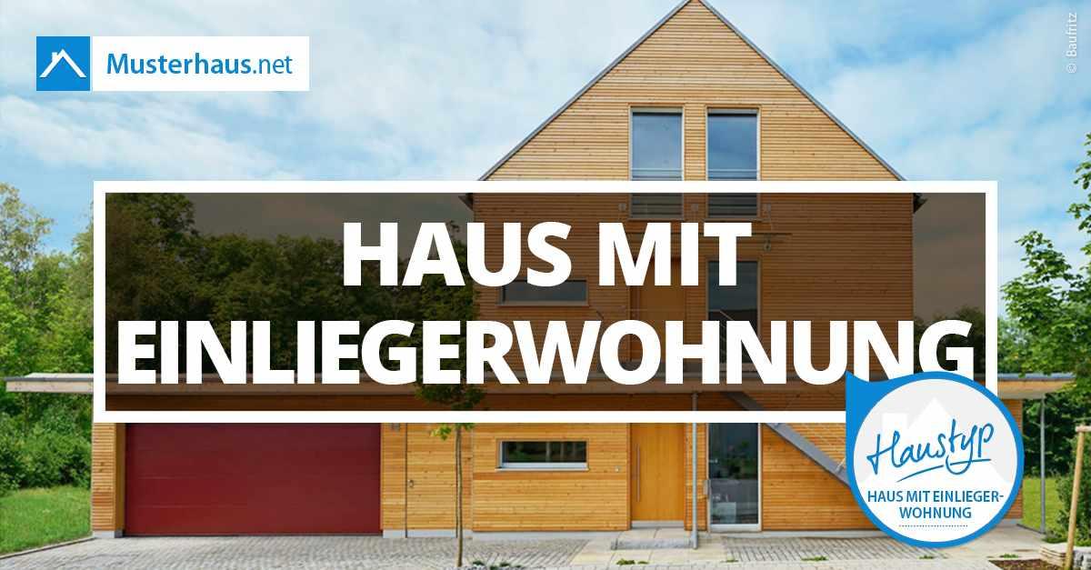 Haus Mit Einliegerwohnung Bauen Top Anbieter Und Hausbeispiele