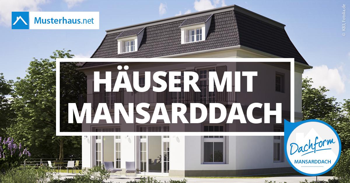Mansarddach tipps und infos for Hausplanung berlin