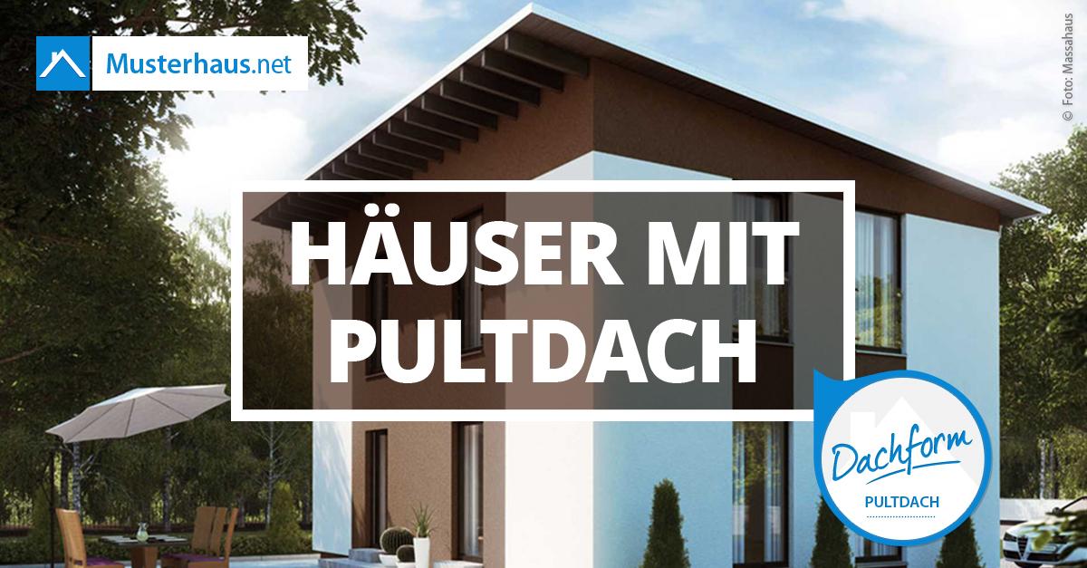 Pultdach bauen informationen und tipps inkl hausbeispiele for Hausplanung berlin
