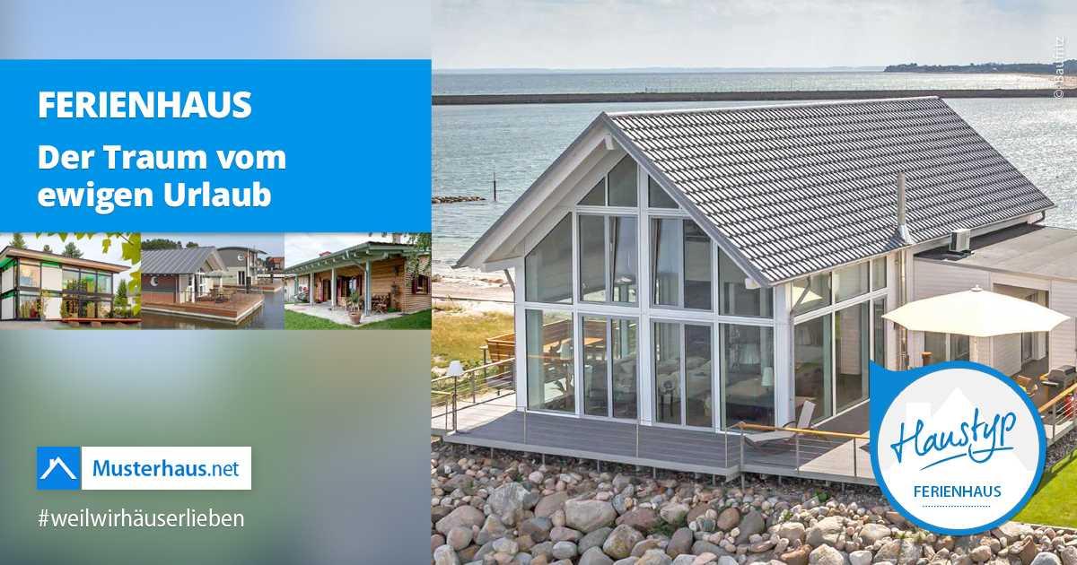 Gut bekannt Ein Ferienhaus bauen – Anbieter und Preise vergleichen HV11