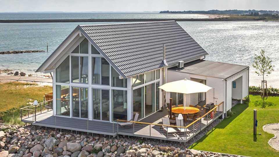 Fabulous Ein Ferienhaus bauen – Anbieter und Preise vergleichen LK59