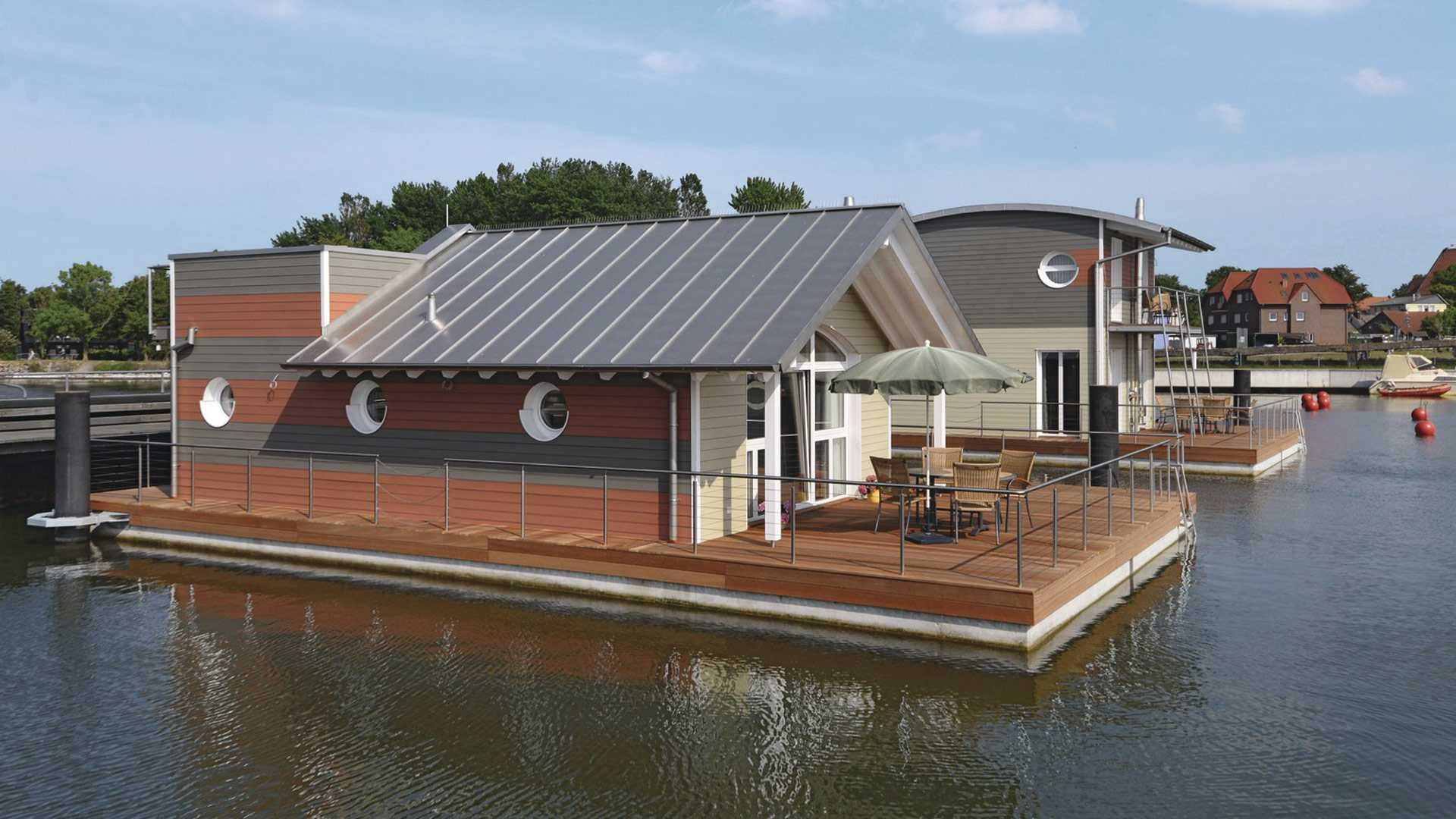 Wochenendhaus Bauen ferienhaus bauen - hausbeispiele mit preisen und grundrissen + anbieter
