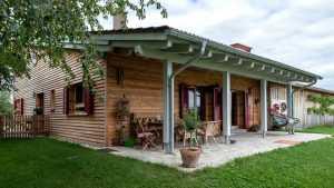 Ferienhaus von Wolf-System-Haus