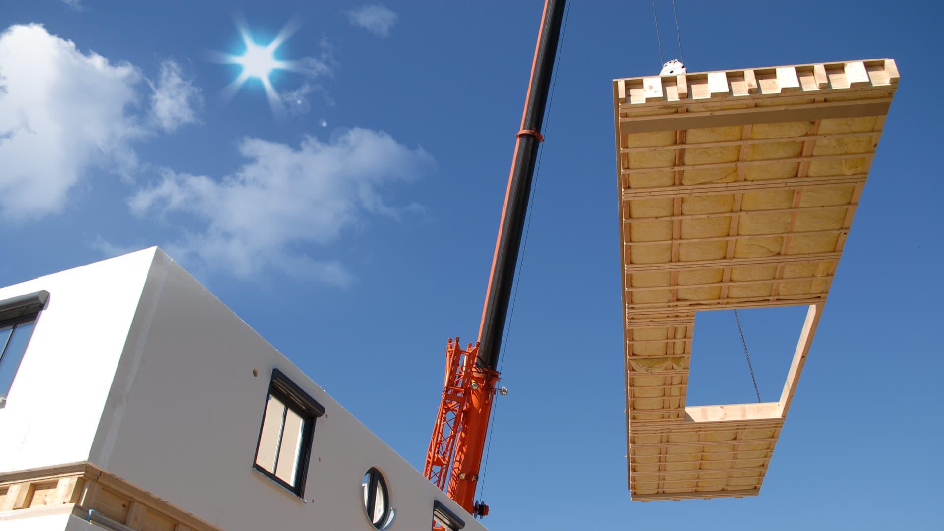 Cool Fertighaus Aus Holz Ideen Von Die Wichtigsten Themen Beim Bau