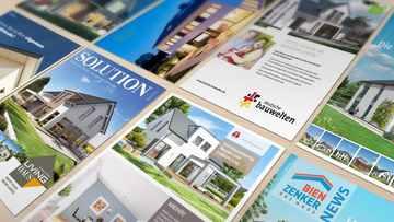 Übersicht der Haustypen