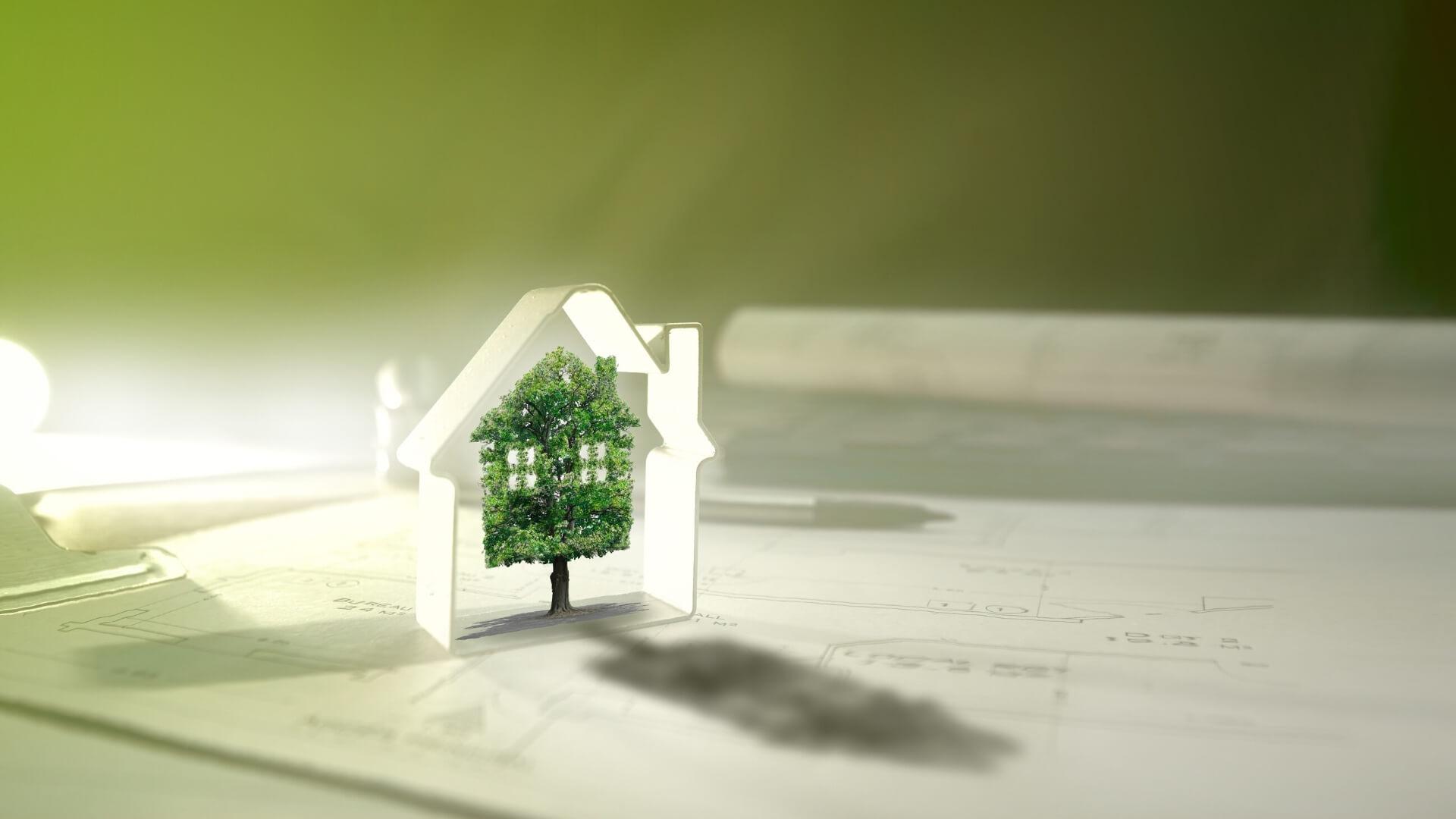 Fertighaus ökologisch bauen