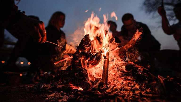 Feuer im Garten Teaser