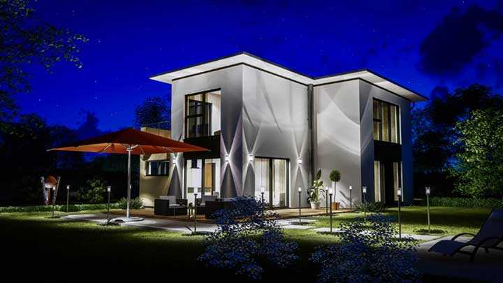 Albert Haus eröffnet Musterhaus