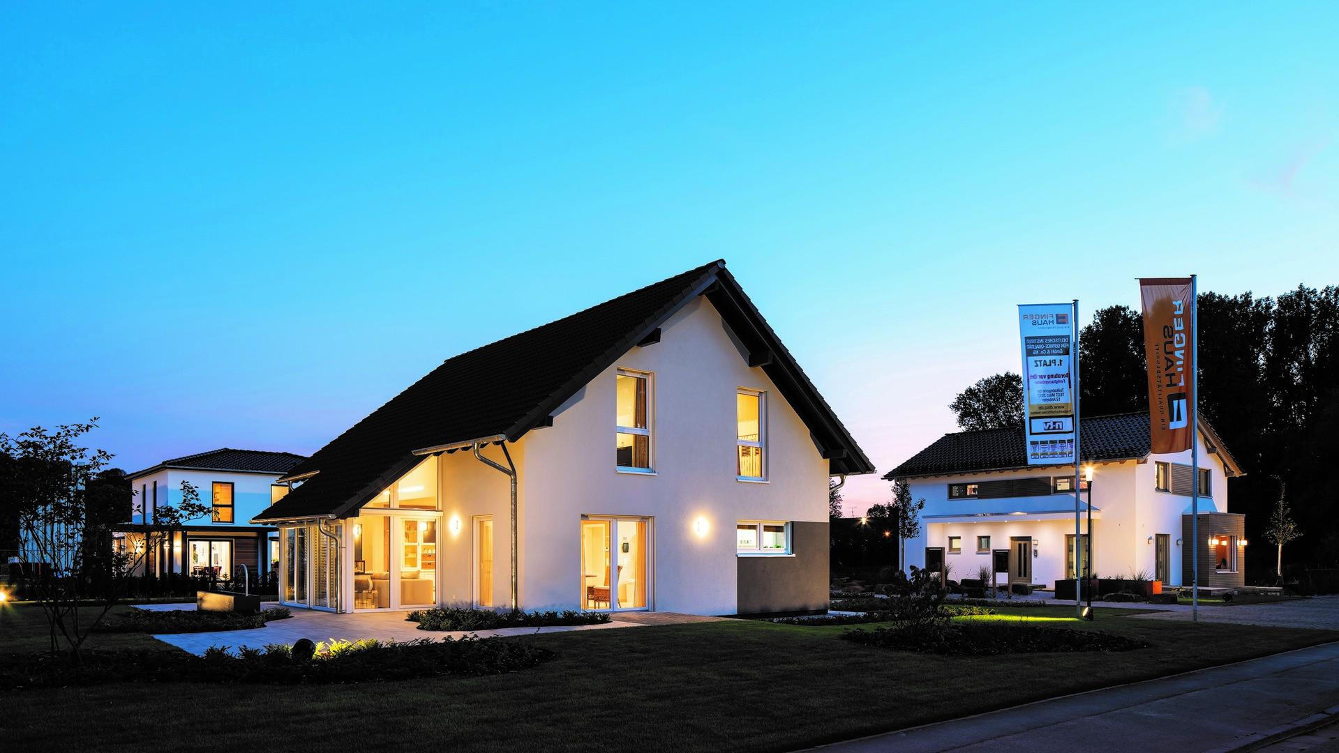 FingerHaus 2019 Musterhaus Park Frankenberg (Eder)