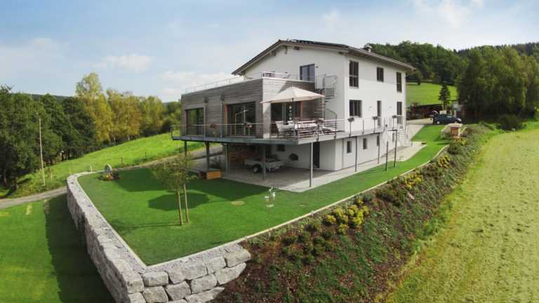 Fingerhut Haus Kundenprojekt Neubau