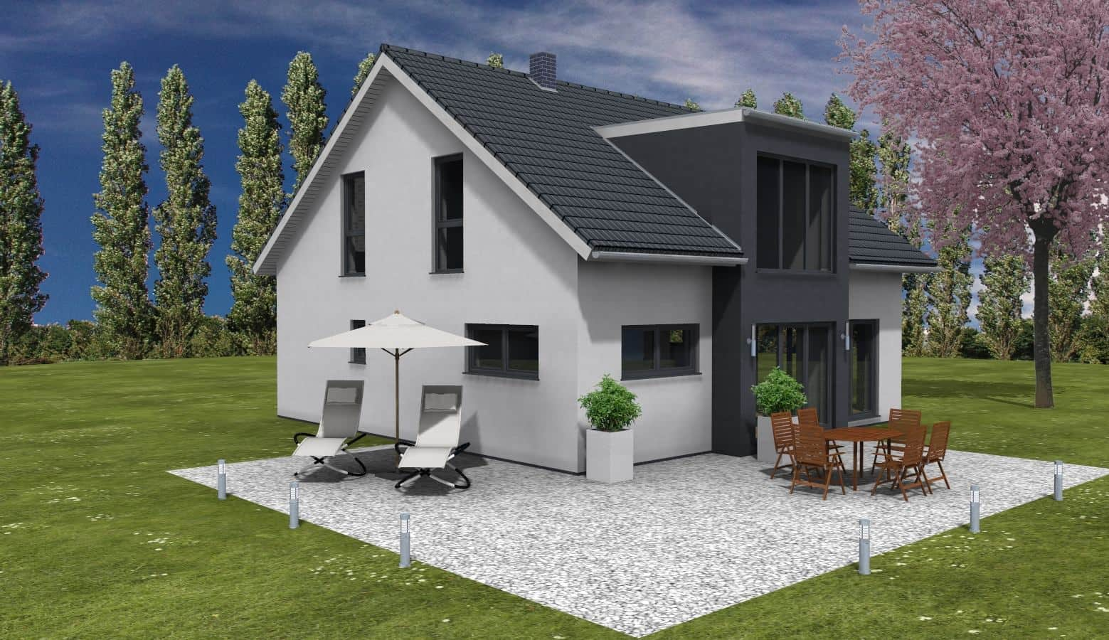 ^ FischerHaus Hausbesichtigung – am 12.06.2016 Musterhaus.net