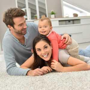 Die Fußbodenheizung: Große Vorteile, kleine Nachteile