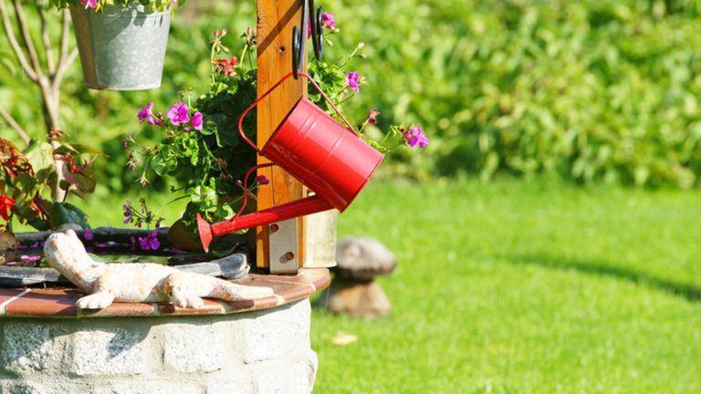 Garten als Sommer-Wohnzimmer