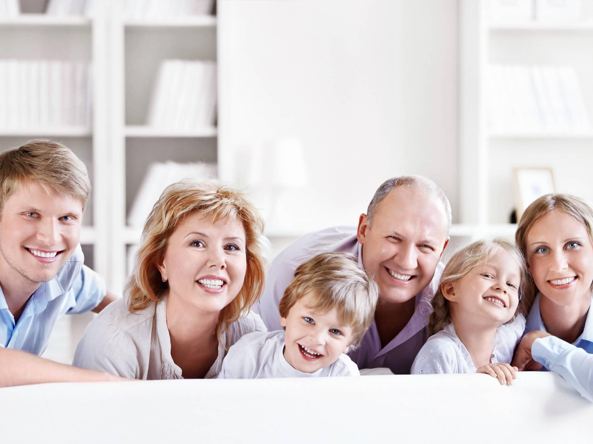 Mehrgenerationenhaus: alle Generationen unter einem Dach