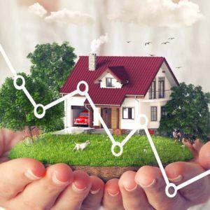 Hohe Mieten, niedrige Zinsen: günstige Phase zum Bauen
