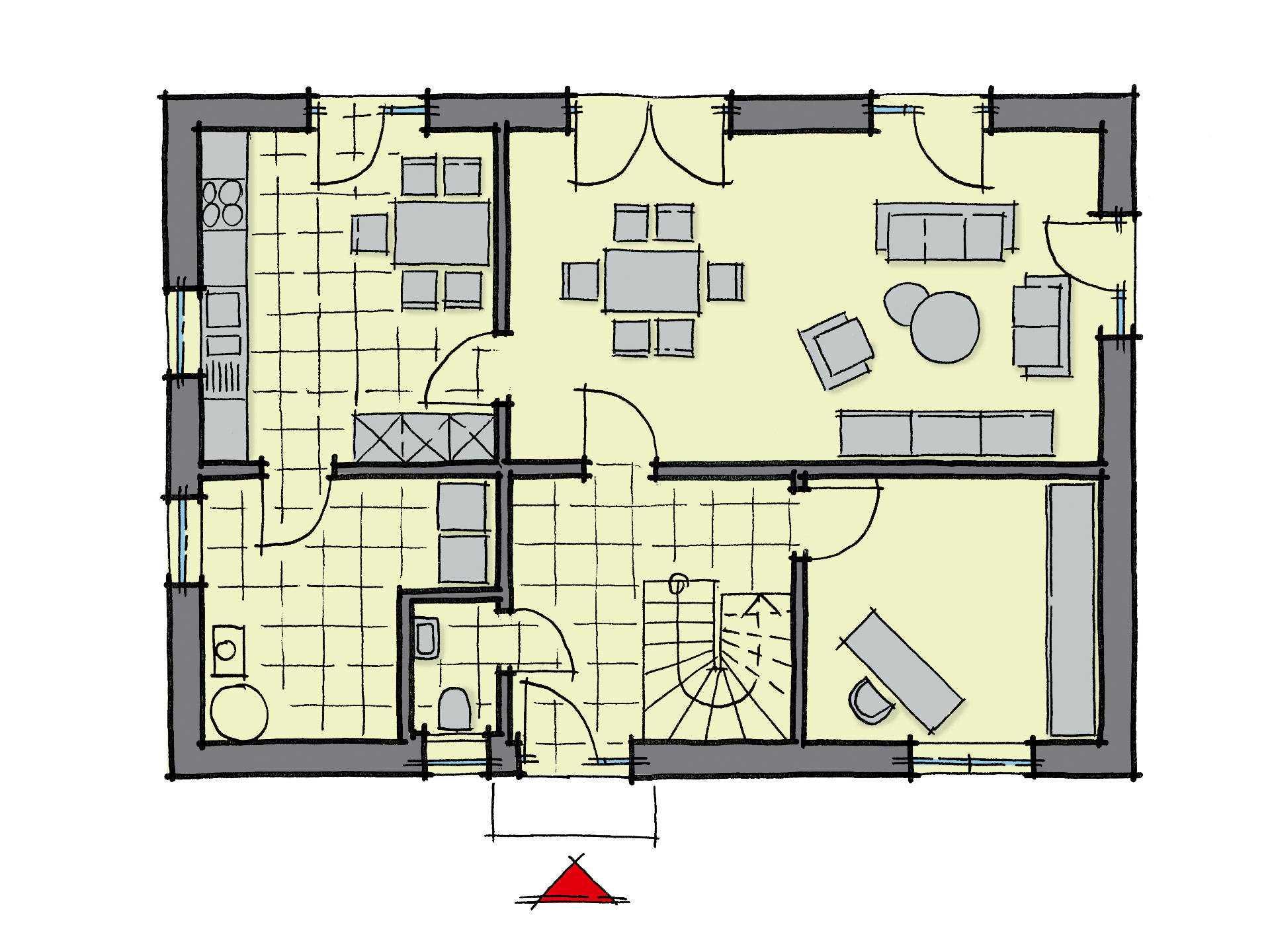 bezugsfertiges haus bauen tipps und infos bei. Black Bedroom Furniture Sets. Home Design Ideas