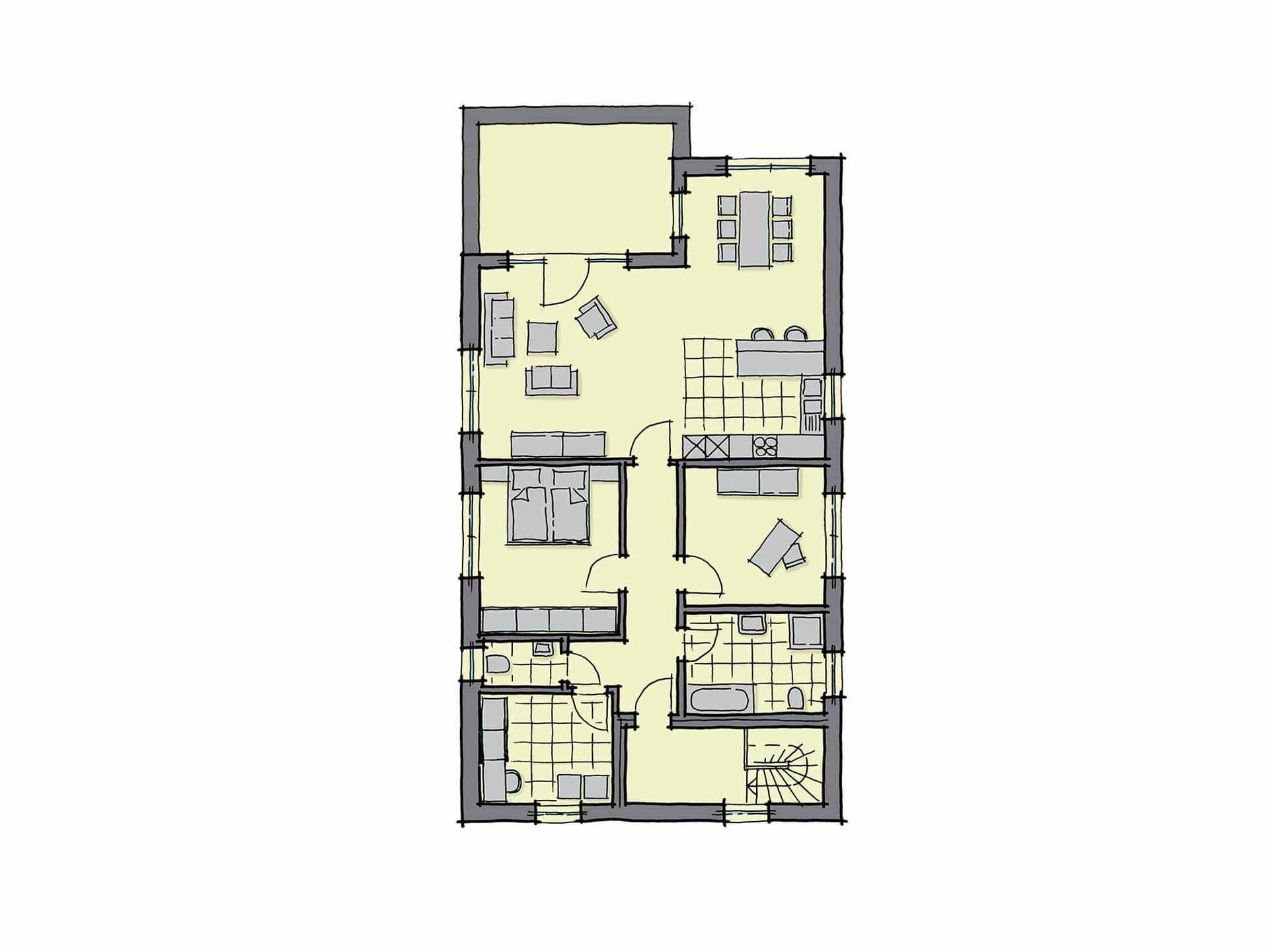 zweifamilienhaus bauen h user anbieter preise vergleichen. Black Bedroom Furniture Sets. Home Design Ideas