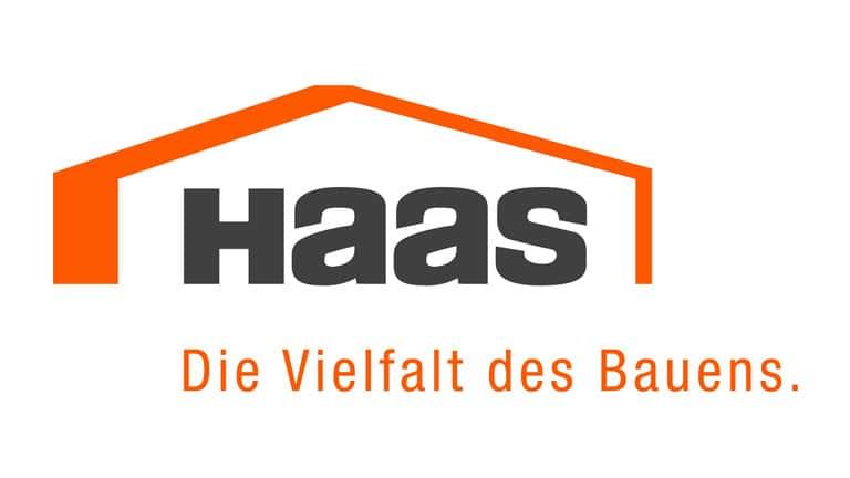 Haas Fertigbau Logo