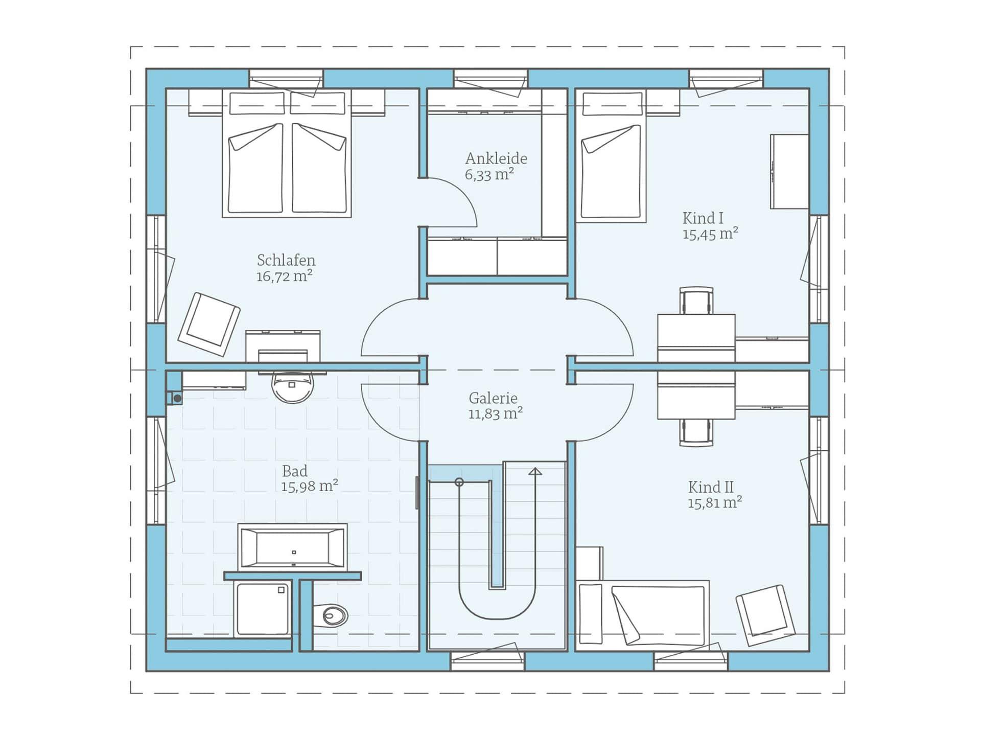 Ankleidezimmer planen | Hilfreiche Anregungen & Ideen