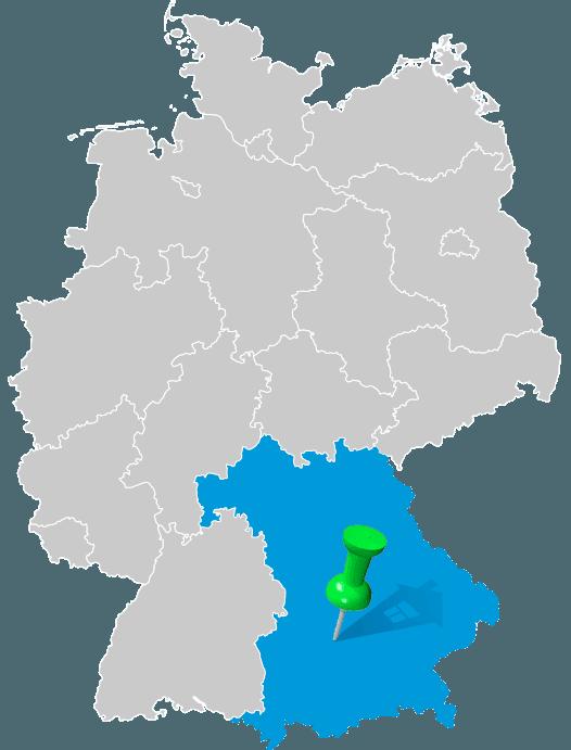 Haus bauen in Bayern