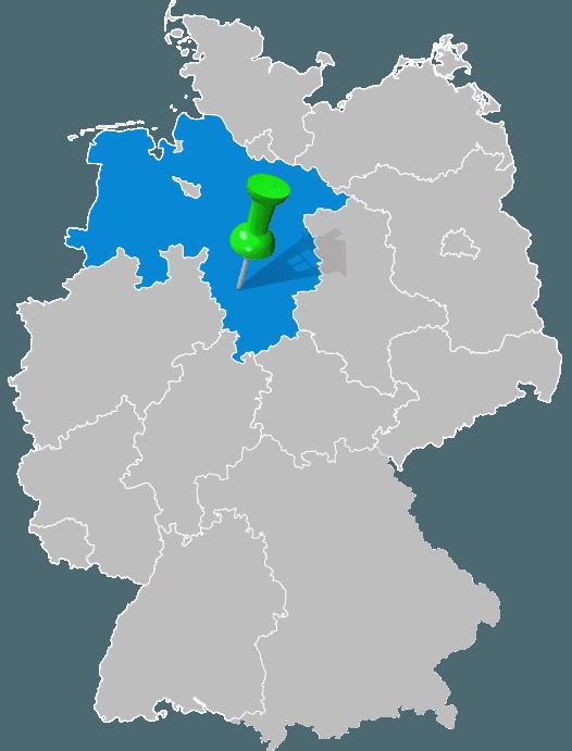 Haus bauen in Niedersachsen