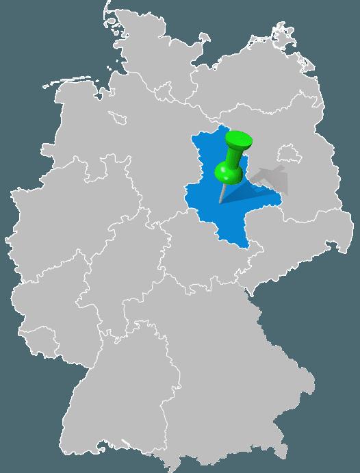 Haus bauen in Sachsen-Anhalt