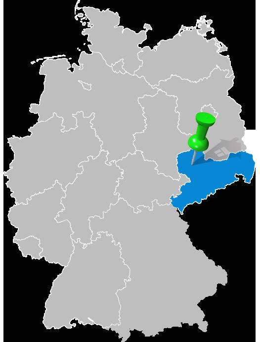 Haus bauen in Sachsen