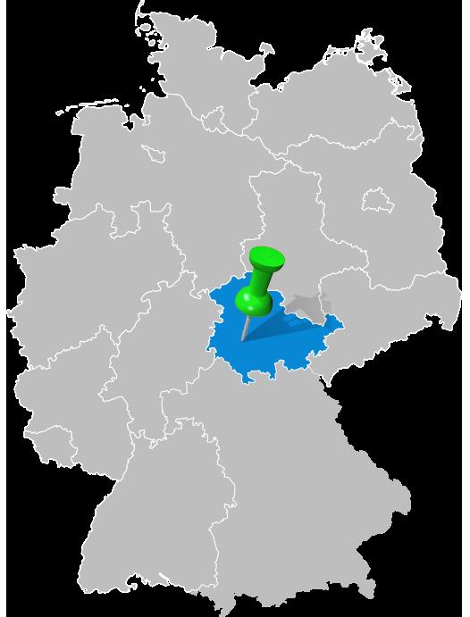 Haus bauen in Thüringen