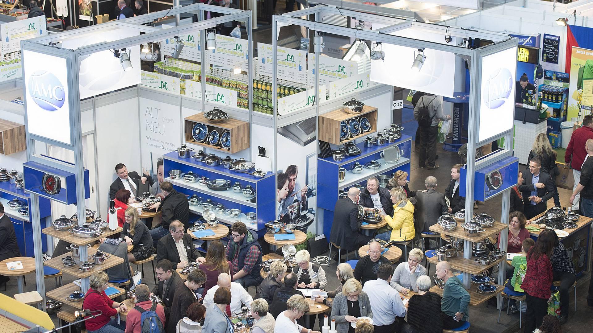 Haus-Garten-Freizeit Messe Lockt 2014 Mit Vielen Highlights ...