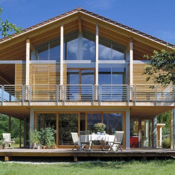 Haus Schauer von Baufritz