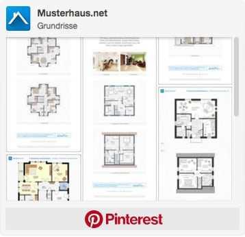 Hausbau Pinnwand bei Pinterest