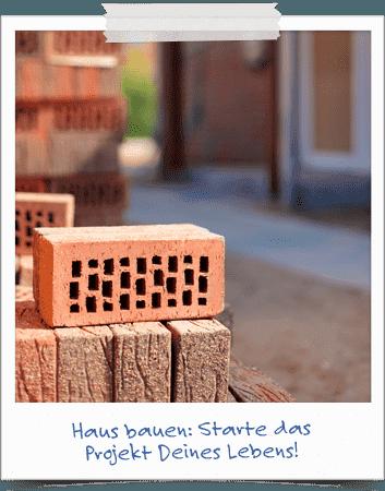 Starte Dein Hausbau-Projekt