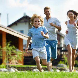 Hausbesitzer sind glücklicher als Mieter