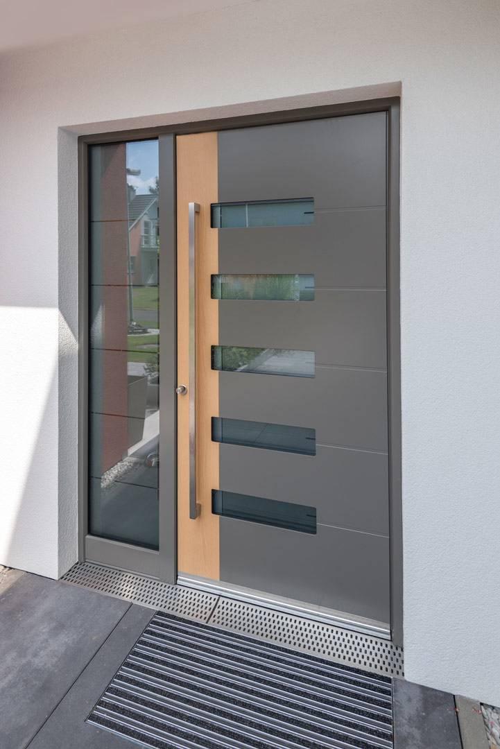 Glas-Haustüren Sicherheitsrisiko