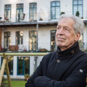 Henning Scherf: Leben in der Wohngemeinschaft