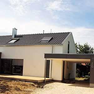 Holzbau Kielwein lädt zur Neubaubesichtigung ein