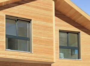 Holzhaus Bauweise