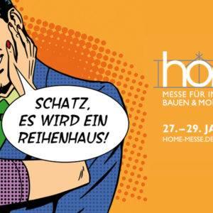 home² 2017 – Messe für Immobilien, Bauen & Modernisieren