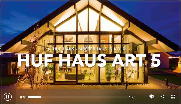 HUF Haus Art 5 Video